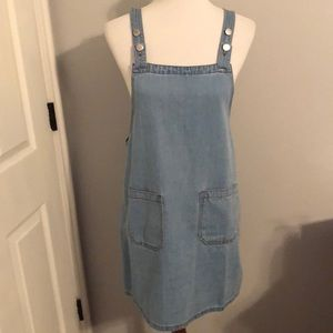 Women's jean dress